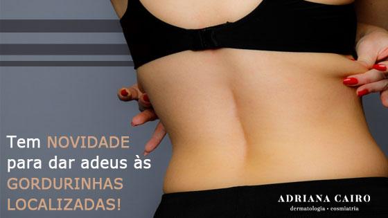 LiPOcel: novo tratamento para gordura localizada