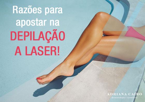 Mitos e verdades sobre depilação a laser